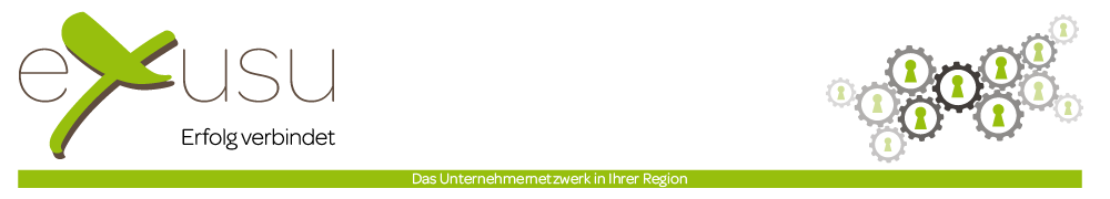 exusu – das Unternehmernetzwerk in Rödermark, Rhein Main Region, Rodgau, Frankfurt, Darmstadt, Dieburg, Hessen
